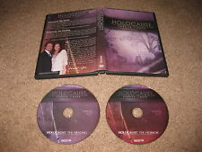 Marcus and Joni Lamb Holocaust: Horror to Hope 2 DVD Set Christian Ministry Nice