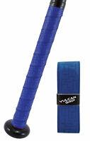 VULCAN ADVANCED POLYMER BAT GRIPS - STANDARD 1.75 MM - BLUE