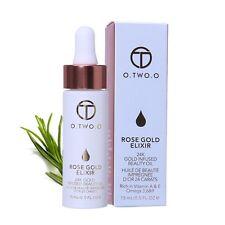 24k Rose Gold Anti-aging Elixir Skin MakeUp For Lady Face  Moisturizing Oil Hot
