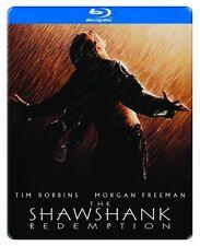 The Shawshank Redemption (Blu-ray, Canadian steelbook, Tim Robbins) RegionFREE