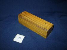 Perückenstrauch Messergriffblock  Messergriff feine Drechselarbeit Nr: 12