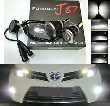 LED Kit G5 48W 893 5000K White Two Bulbs Fog Light Upgrade Replacement Plug Play