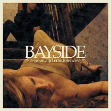 BAYSIDE Sirens and Condolences  CD Slightly Used BMG