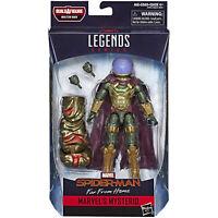 Marvel Legends MYSTERIO Figure BAF Molten Man Hasbro 2020 Spider-Man X-Men