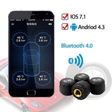 Bluetooth 4.0 TPMS Tire Tyre Pressure Monitoring System External Sensor fr Honda