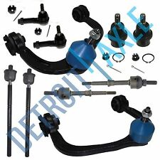 Brand New 10pc Complete Front Suspension Kit for Ford F-150 Trucks 2WD Mark LT