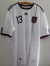Adidas Germany RARE Home Shirt 2010/11 Jersey MICHAEL BALLACK # 13 Size XXXL