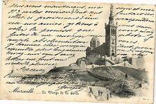 CPA Marseille-La Vierge de la Garde (185365)