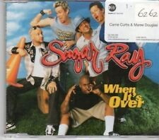 (BW486) Sugar Ray, When It's Over - 2001 DJ CD