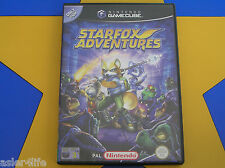 STARFOX ADVENTURES -  GAMECUBE - Wii Compatible