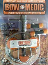 BowMedic portable bow press for compound bows
