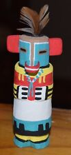HOPI LIZARD CARVING GRACE POOLEY ROUTE 66 KACHINA CARVING HOPI FREE SHIP
