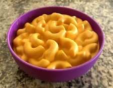 Learning Resources Bowl Of Macaroni & Cheese Child Play food daycare Pretend Toy