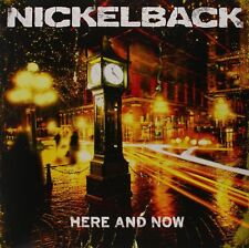 Nickelback - Here And Now vinyl LP IN STOCK NEW/SEALED