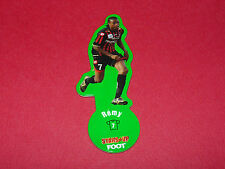 LOIC REMY OGC NICE OGCN NISSA RAY PANINI FOOTBALL STARS UP 2009-2010 MAGNETS