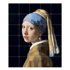 NEW IXXI girl with a pearl earring wall art by Until