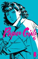 Paper Girls #5 Image Comics 1ST PRINT COVER A BRIAN K VAUGHAN