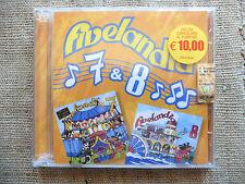 Fivelandia 7 & 8 -  Etichetta: Edel 2 CD sigillato