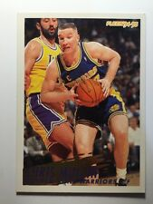 Postal FLEER'94-95 N77 Chris Mullin