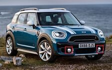 New Genuine MINI F60 Countryman Set Of Left And Right Front Fog Light Trim Rings