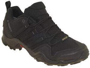 Adidas Men's Terrex AX2R GTX Waterproof Hiking Shoe Style CM7715 Black