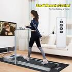 Folding Electric Treadmill Under Desk Walking Pad Exercise Jog Fitness Machine