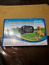 In-ground Electronic Pet Fence System 1 Collar Receivers Kd-660 New