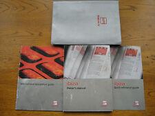 Seat Ibiza Owners Handbook/Manual and Pack 02-06