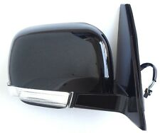 Mitsubishi Pajero/Montero/Shogun 2000-2014 Right outside wing mirror Black *