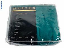 🔥 Martex • Sensation 100% Cotton Flannel Blanket • Hunter Green • King 108 x 90