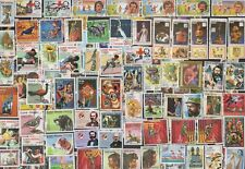 200 GUINEA BISSAU All Different Stamps (C78)