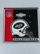 New York Jets Team Helmet NFL Licensed Pin New Carded
