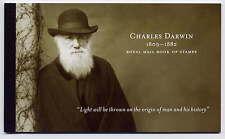 GB 2008 CHARLES DARWIN PRESTIGE BOOKLET SG.DX45