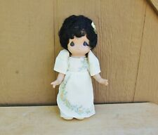 Precious Moments Dolls of World Doll Cory Philippines Costume Black Hair Vintage