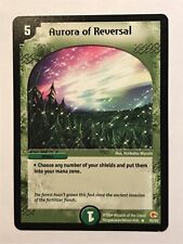 Aurora of Reversal Duel Masters DM03 Rare card TCG CCG