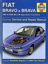 Fiat Bravo Y Brava Servicio Y Reparación Manual Tapa Dura Etc