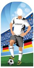World Cup 2018 Germany Football Adult Stand-in Lifesize Cardboard Cutout