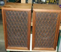 Vintage Pair of Pioneer CS-77 Speakers - Tested/Working - Great Sound