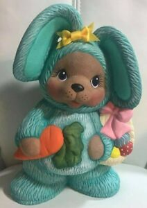 Girl Bunny Bear Ready to Paint, Unpainted, You Paint Ceramic Bisque