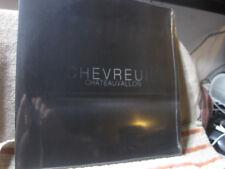 Chevreuil – Chateauvallon (2011) France Ruminance – RUM045LP NEW 2LP rare htf