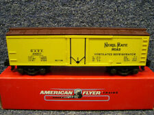 6-48807 American Flyer Nickle Plate Road Reefer in OB