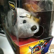 New listing Kung Zhu Zhu Battle Hamster Gray Thorn Ninja Warrior 2010 Box Poster Toy