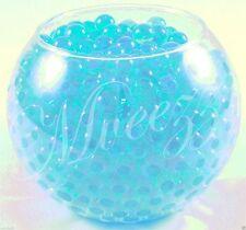 400 Water Beads Crystal Bio Soil GEL Ball Wedding Vase Vase Filler Party Cyan Blue