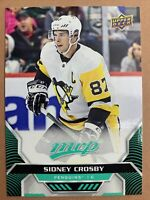 2020-21 Upper Deck MVP High Series Base #203 Sidney Crosby Pittsburgh Penguins