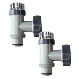 Intex Replacement Plunger Valve New Style Plunging Assembly 10747 - 2 Pack