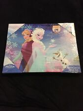 Disney Frozen LED Light Up Canvas Wall Art Print, Kids Childrens Bedroom Decor!