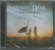 WARREL DANE Praises To The War Machine CD SEALED nevermore sanctuary shadow work