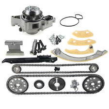 Timing Chain Kit +water pump Chevy Malibu Equinox Cobalt Buick L4 2.0 2.2 2.4
