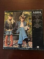 Abba - Greatest Hits - LP Record   *pre-owned* $0 shipping
