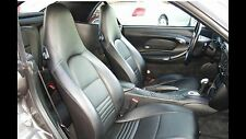 1999-2005 Porsche 996 Carrera Leather Front Seat Covers